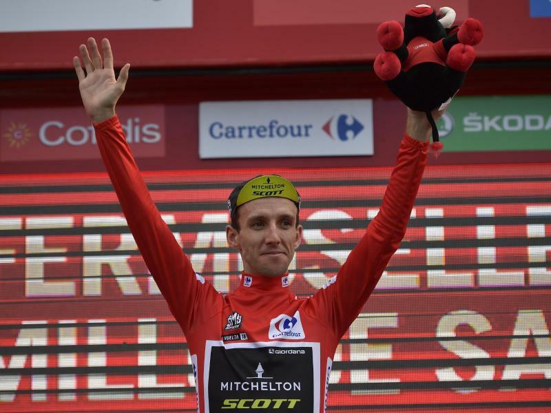 Simon Yates - Foto: Alvaro Barrientos/AP