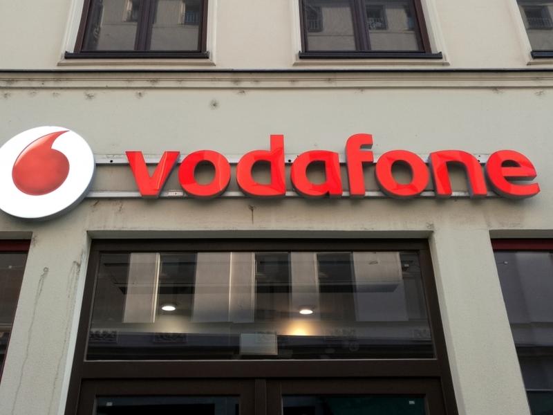 Vodafone - Foto: über dts Nachrichtenagentur