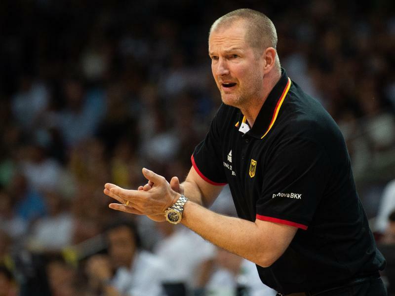 Basketball-Bundestrainer - Foto: Swen Pförtner