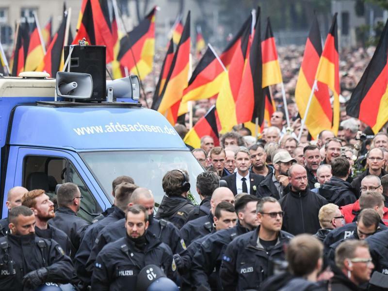 Chemnitz - Foto: Ralf Hirschberger