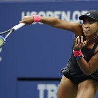 US-Open-Siegerin Naomi Osaka - Foto: Adam Hunger/AP
