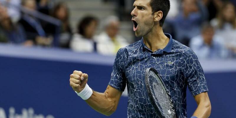 Novak Djokovic - Foto: Adam Hunger/FR110666 AP