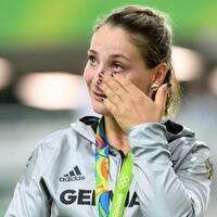 Kristina Vogel - Foto: Felix Kästle