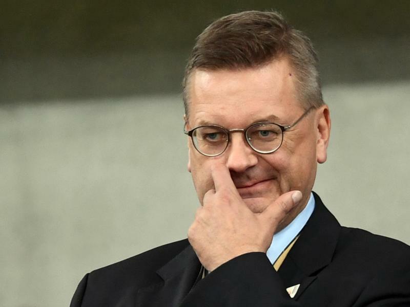 DFB-Präsident - Foto: Uli Deck