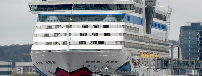 Kreuzfahrtschiff  «Aidaluna» - Foto: Carsten Rehder