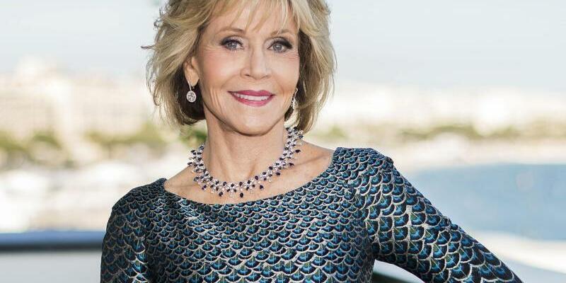 Jane Fonda - Foto: Arthur Mola/Invision/AP