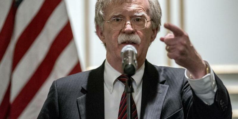 US-Sicherheitsberater - Foto: Andrew Harnik/AP