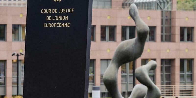 EuGH in Luxemburg - Foto: Geert Vanden Wijngaert/AP