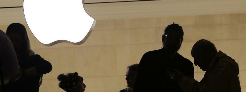 Apple - Foto: Mark Lennihan/AP