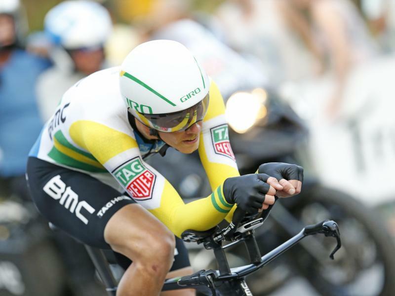 Rohan Dennis - Foto: Yuzuru Sunada/BELGA