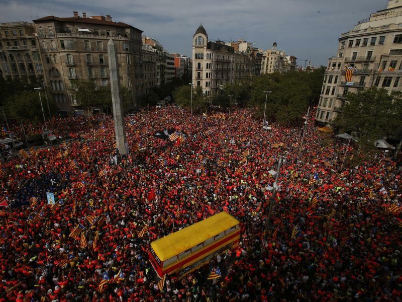 Gelb-rot - Foto: Manu Fernandez/AP