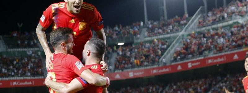 Spanien - Kroatien - Foto: Alberto Saiz/AP