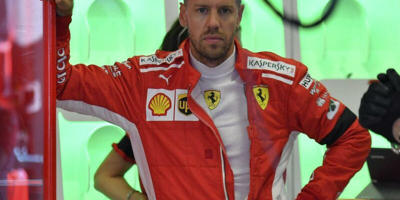 Sebastian Vettel - Foto: Zsolt Czegledi/MTI/AP
