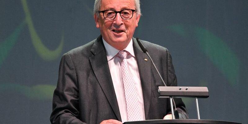 Jean-Claude Juncker - Foto: Harald Tittel