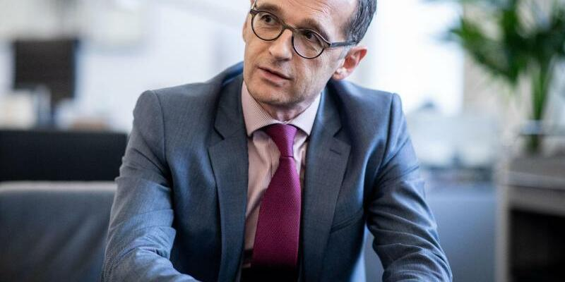 Heiko Maas - Foto: Kay Nietfeld