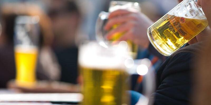 Bier - Foto: Frank Rumpenhorst/Illustration