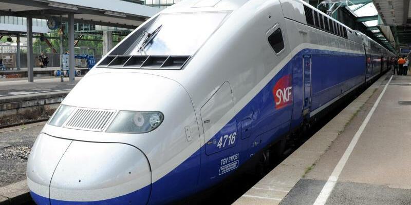 TGV - Foto: Bernd Weißbrod