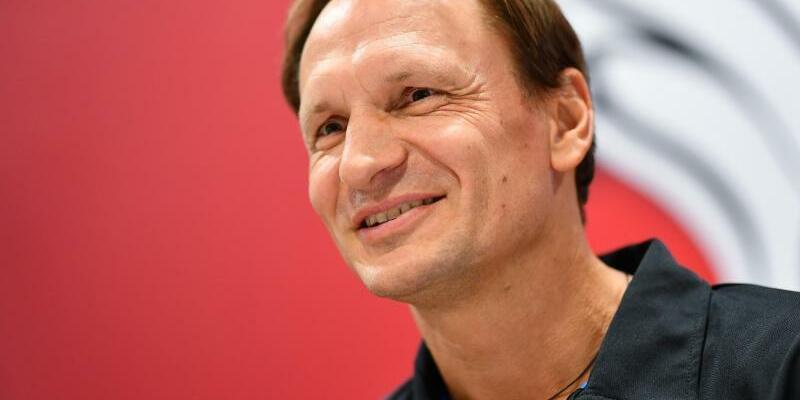 Hoffnungsträger - Foto: Trainer Pavel Gross soll Adler Mannheim wieder zum Erfolg führen. Foto:Uwe Anspach