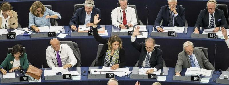EU-Parlament - Foto: Jean-Francois Badias/AP