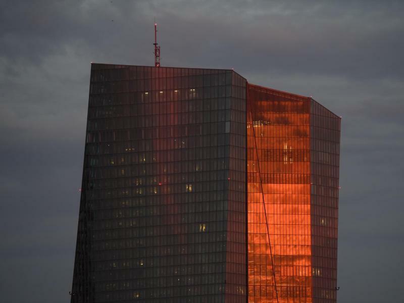 EZB-Zentrale in Frankfurt - Foto: Arne Dedert