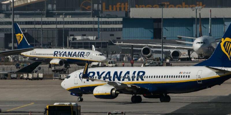 Ryanair - Foto: Silas Stein