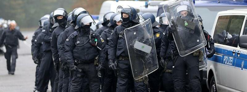 Polizei - Foto: Oliver Berg