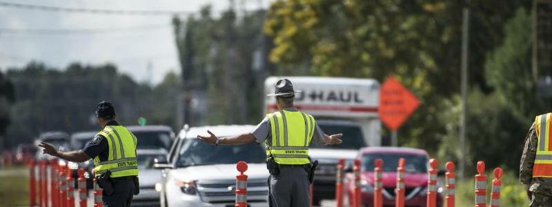 Verkehr - Foto: Sean Rayford/AP