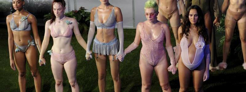 New York Fashion Week - Savage X Fenty - Foto: Diane Bondareff/AP