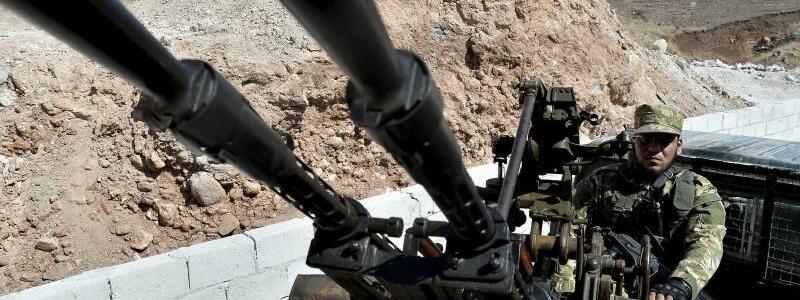 Rebellenprovinz Idlib - Foto: Ugur Can/DHA via AP