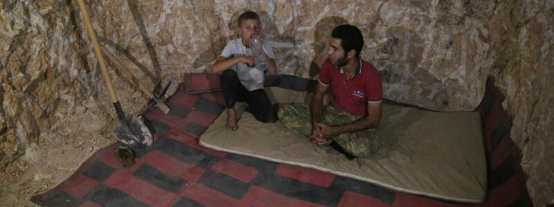 Idlib - Foto: Anas Alkharboutli