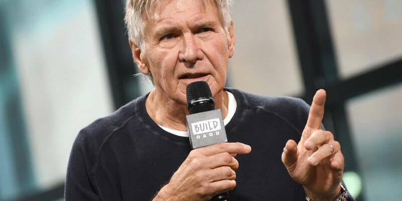 Harrison Ford - Foto: Evan Agostini/Invision/AP/Archiv