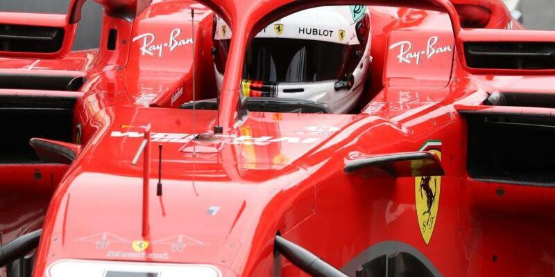 Sebastian Vettel - Foto: Benoit Doppagne