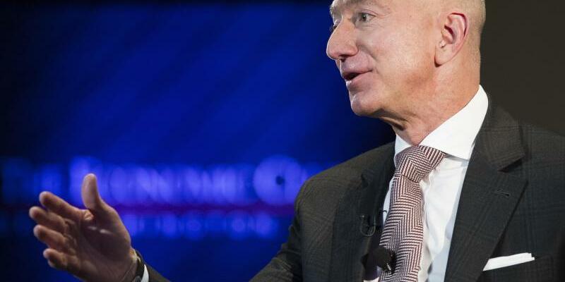 Jeff Bezos - Foto: Cliff Owen