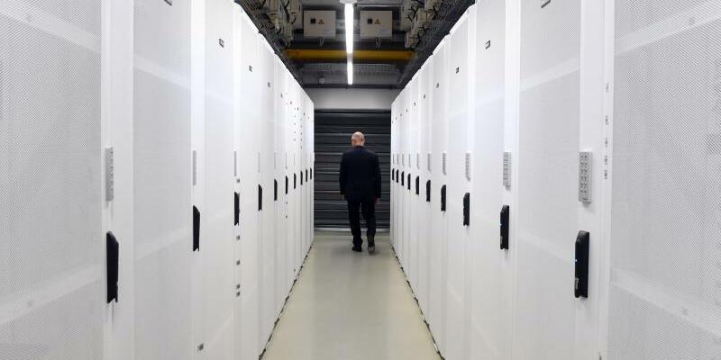 SAP-Rechenzentrum - Foto: Uli Deck