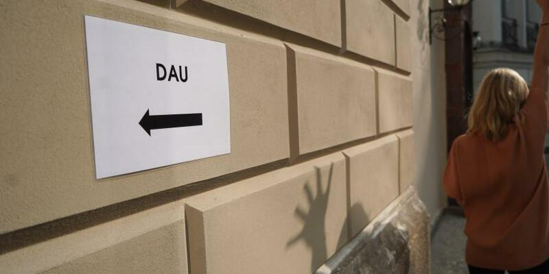 Kunstprojekt DAU Freiheit - Foto: Jörg Carstensen