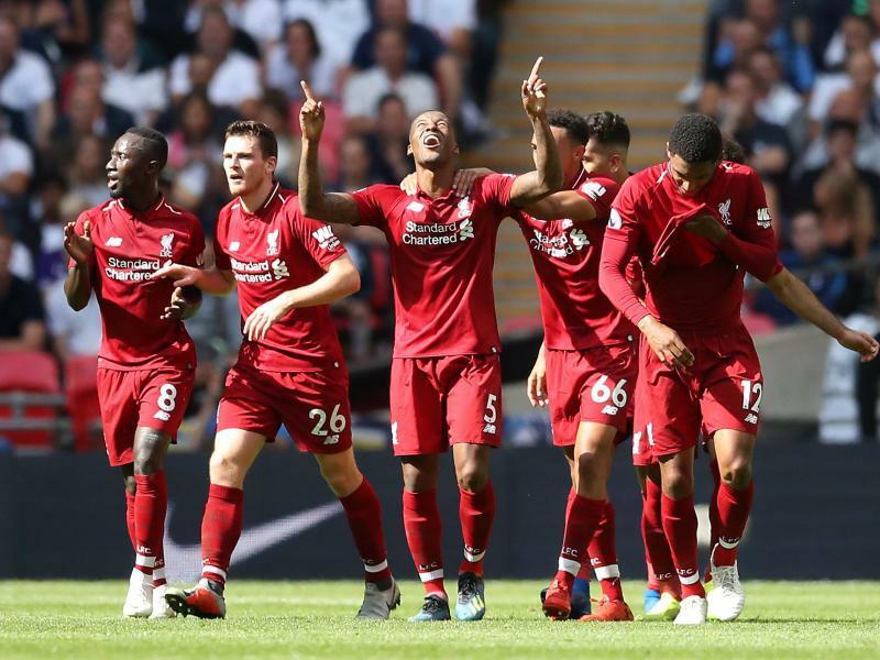 Liverpool weiterhin mit weißer Weste - Foto: Adam Davy/Pa Wire