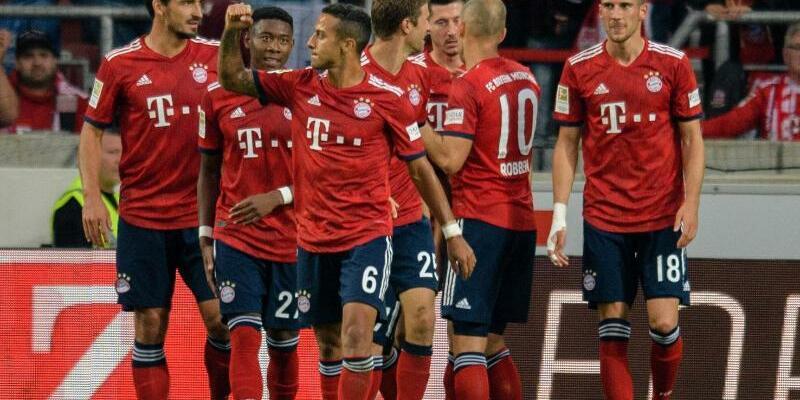FC Bayern München - Foto: Matthias Balk