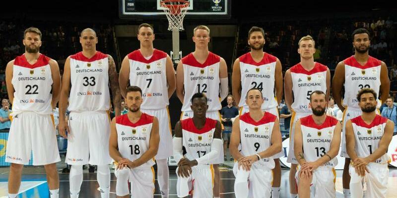 Basketball Nationalmannschaft - Foto: Swen Pförtner