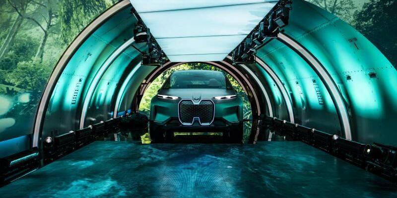 Zukunftsauto iNext - Foto: Enes Kucevic/BMW