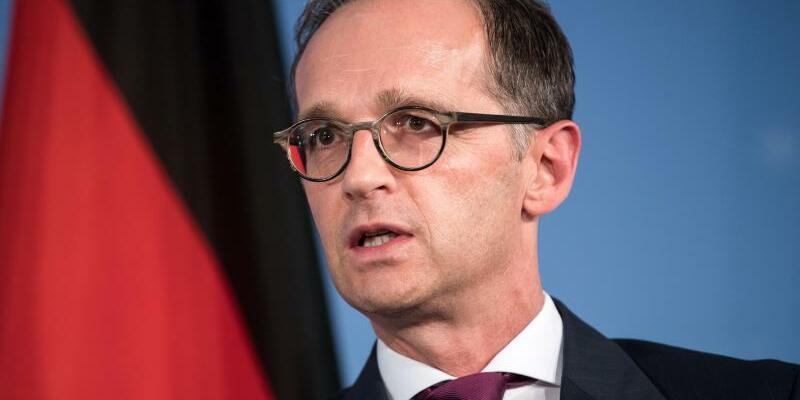 Minister Maas - Foto: Bernd von Jutrczenka