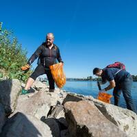 Umweltinitiative - Foto: Silas Stein