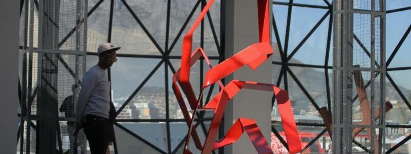 ZeitzMuseum of Contemporary Art Africa - Foto: Kristin Palitza