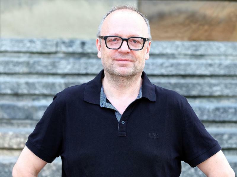 Burkhard C. Kosminski - Foto: Bernd Weissbrod