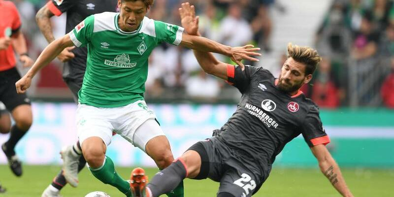 Werder Bremen - 1. FC Nürnberg - Foto: Carmen Jaspersen