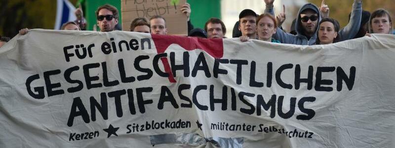 Kundgebung Der extremen Rechten entgegentreten - Foto: Klaus-Dietmar Gabbert