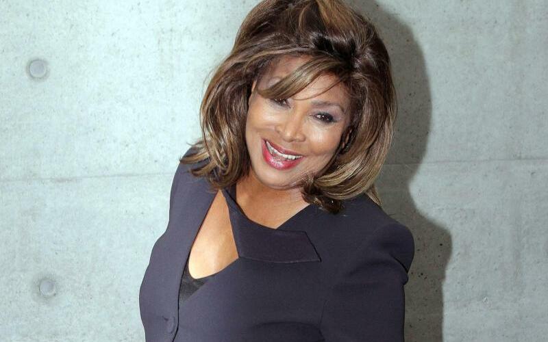 Tina Turner - Foto: Matteo Bazzi/ANSA