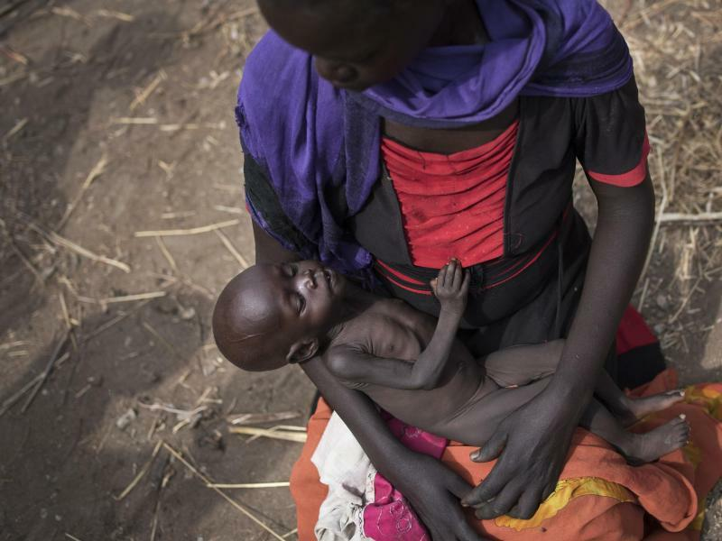 Situation im Sudan - Foto: AP
