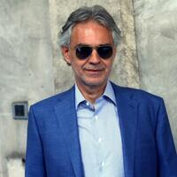 Andrea Bocelli - Foto: Matteo Bazzi/ANSA/AP