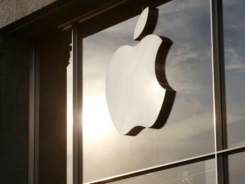Apple-Logo - Foto: Bodo Marks