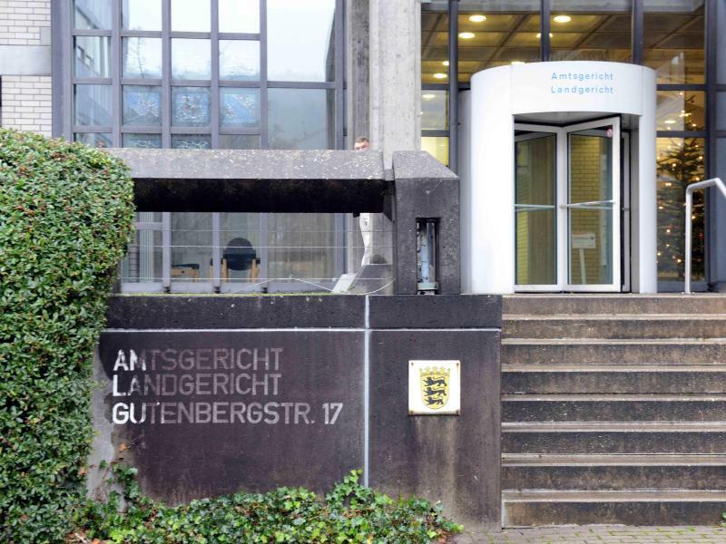 Landgericht Baden-Baden - Foto: Winfried Rothermel